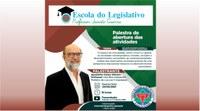 Aberta programação 2021 da Escola do Legislativo.