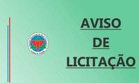 CONVOCAÇÃO PARA SESSÃO PÚBLICA DE PROCESSO LICITATÓRIO