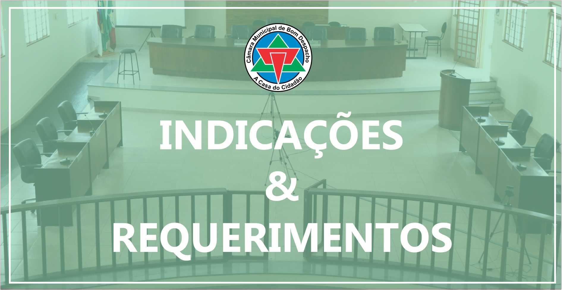 Fique por dentro das atividades do Legislativo Municipal.