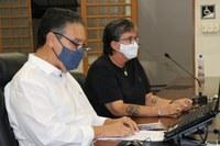 Vereadores debatem com Prefeito sobre a municipalização das escolas estaduais.