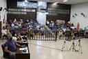 Vereadores e comunidade debatem sobre a Municipalização.